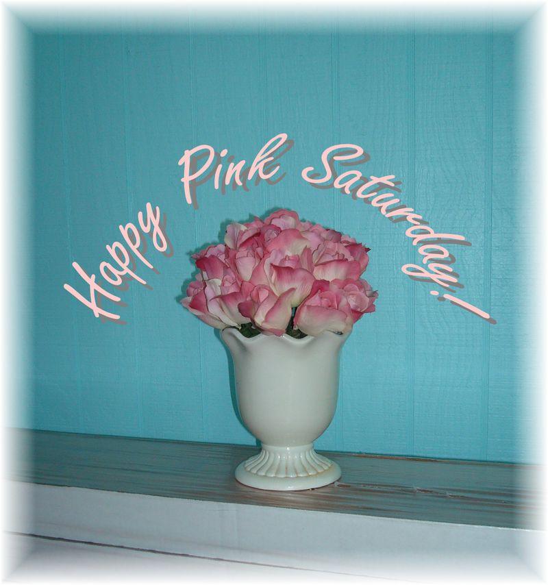 Pinksaturday