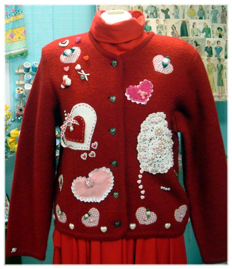 Valentinesweater
